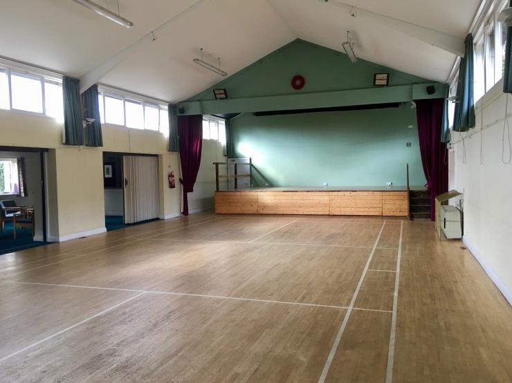 Memorial Hall 1